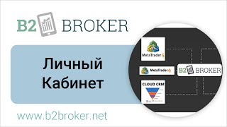 Личный кабинет :: B2Broker 📈 Liquidity and Forex Tech Provider