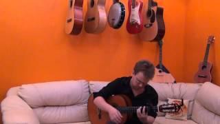 видео Частный преподаватель игры на гитаре