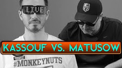 "Funniest Poker Hand Ever??? William Kassouf vs. Mike ""The Mouth"" Matusow ♠ Live at the Bike!"