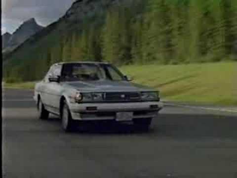 1984 GX71 CRESTA TOYOTA part1