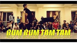 Baixar Bum Bum Tam Tam   Mc Fioti, Future, J Balvin, Stefflon Don, Juan Magan  Ricki & Sarang Choreography