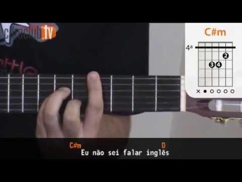 I Saw You Saying - Raimundos (aula de violão simplificada)