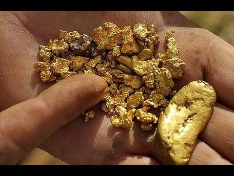 Gold Mining Documentary - How Gold Is Mined, Refined And Formed - Prehistoric TV