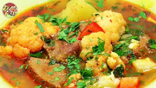 Рагу - соус из говядины с овощами. Просто! Вкусно! Недорого!.