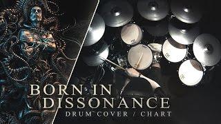 Meshuggah - Born in Dissonance [Drum Cover/Chart]