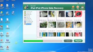 iStonsoft iPad/iPod/iPhone Data Recovery Windows - Recover Deleted Files from iPhone