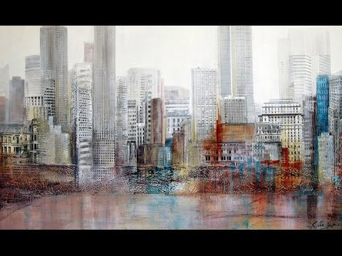 CityScapes 2016 Online Art Exhibition - Part 2 - Painting   Other Category 52b7fdee84d