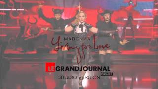 Madonna - Living For Love (Le Grand Journal Studio Version)