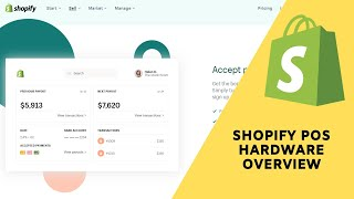 Shopify pos hardware overview -