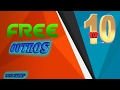 Top 10 free outros!