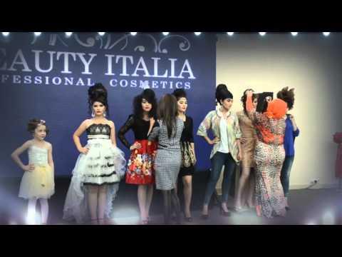 Beauty Uzbekistan 2015 1 day Report