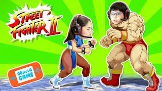 Pelea a Tope en Ultra Street Fighter 2 Switch de Nintendo para Abrelo Game