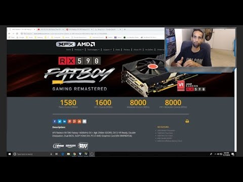 XFX RX 590 Fatboy Review, Does it belong?
