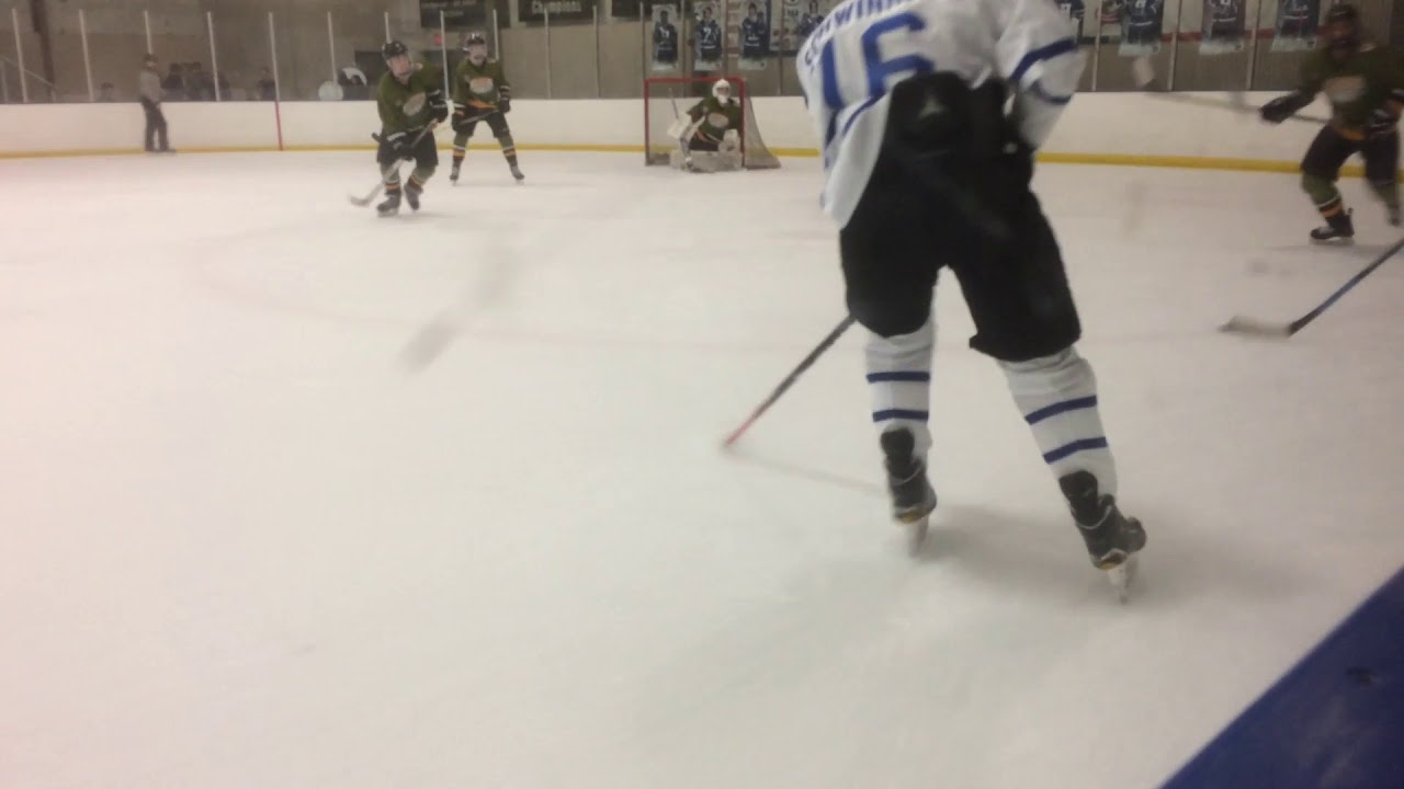 Hilliard Varsity Hockey '19-'20 - YouTube