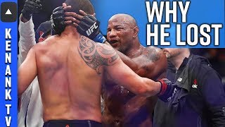 The REAL Reason: Yoel Romero Lost AGAIN to Robert Whittaker! | UFC 225 Full Fight Breakdown