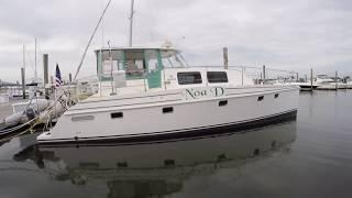 44' 2003 Endeavour Cat Offshore Yacht Sales