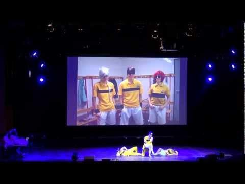 [AnimagiC 2012 Cosplay] Gruppenwettbewerb (Jetzt in FullHD)