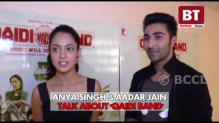 Anya Singh talks about meeting Ranbir Kapoor for the first time