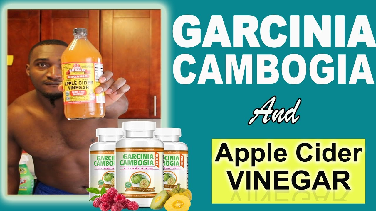 does garcinia cambogia and apple cider work