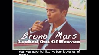 Locked Out of Heaven by Bruno Mars - Lyrics and MP3 Download