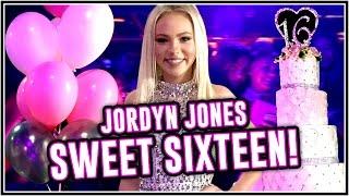 Video Jordyn Jones Sweet Sixteen! download MP3, 3GP, MP4, WEBM, AVI, FLV Juni 2017