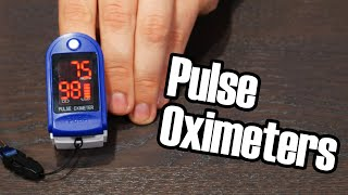 Pulse Oximeters; An Amazing Use of Light