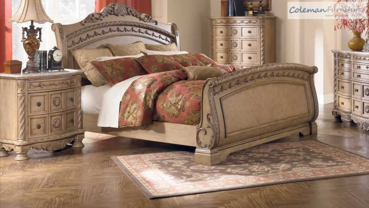 South Coast Bedroom Furniture from Millennium by Ashley - YouTube