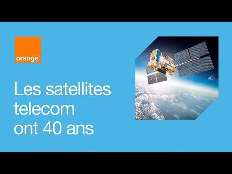 40 ans de la communication par satellite