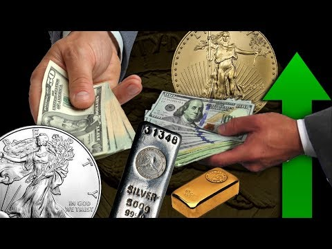 Rising Silver & Gold Prices Increases Buying In The Bullion Market