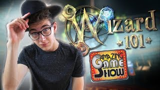 THE WIZARD101 GAME SHOW