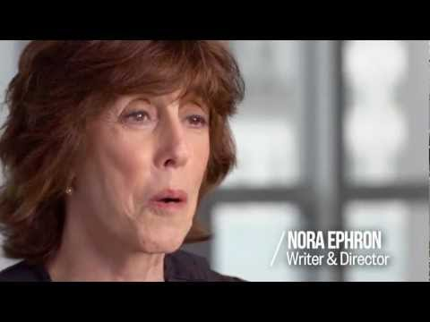 Nora Ephron: My Greatest Fear