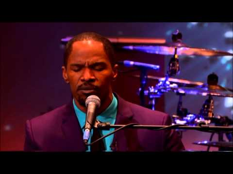 Jamie Foxx - I Got a Woman (The Jonathan Ross Show)