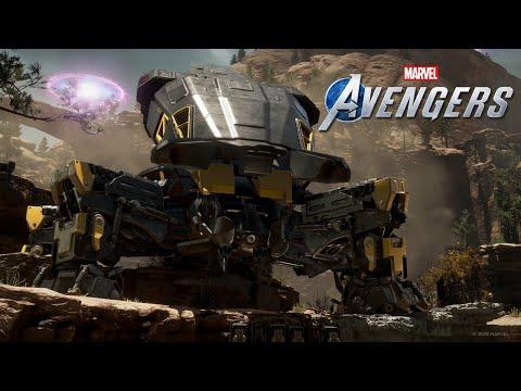 Marvel's Avengers : Crystal Dynamics ne va pas changer l'apparence des super-héros