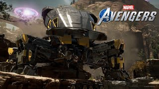 Marvel's Avengers: Pym Tech | E3 2019