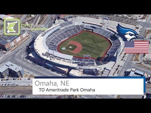 TD Ameritrade Park Omaha ● Creighton Bluejays ● 2016