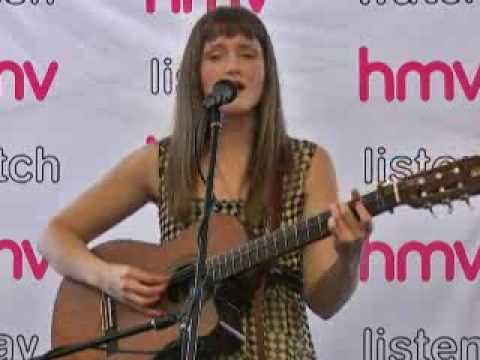 Emma-Lee performs for ExploreMusic