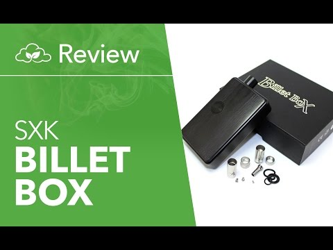 Billet Box Rev4 Style by SXK