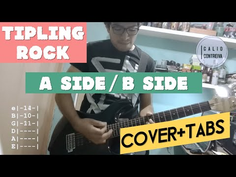 Tipling rock - A side B side (Cover + Tabs)