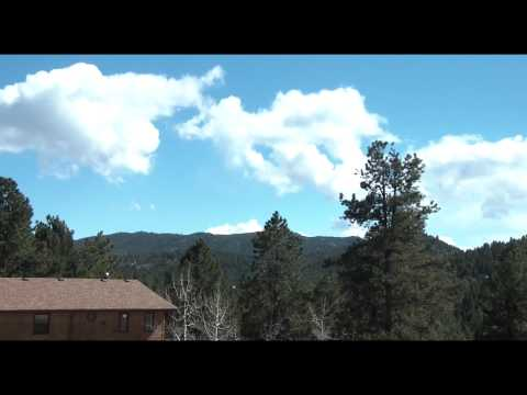 Clear Day - time lapse - HD