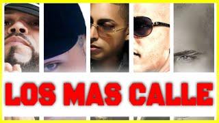 Los 5 Artistas mas CALLE del REGGAETON 😈☠️😈