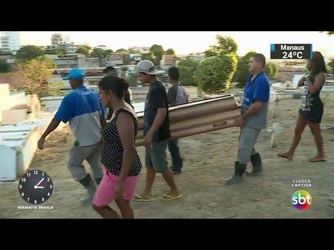 Moradores contestam versão oficial sobre chacina em Duque de Caxias | SBT Notícias (30/04/18)