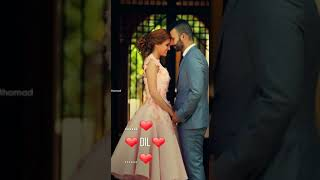 dil sambhal ja jara/hindi love status/full screen video status/watsapp status