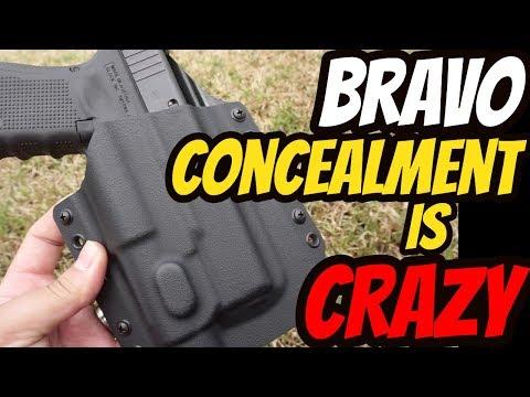 Bravo Concealment Is CRAZY| 50 Dollar Holster!