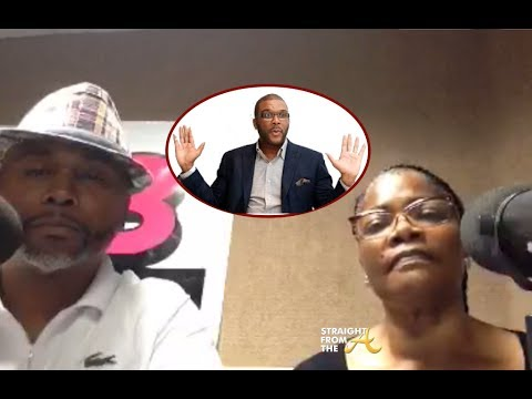 ON BLAST! Mo'Nique & Sidney Hicks Discuss Tyler Perry Phone