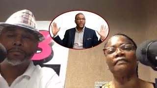 ON BLAST! Mo'Nique & Sidney Hicks Discuss Tyler Perry Phone Call & More on Periscope (FULL VIDEO)