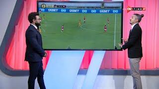 إتفرج على تحليل محمد عمارة لـ مباراة نهائي افريقيا واكتساح الاهلي لـ كايزر تشيفز بثلاثية نظيفة