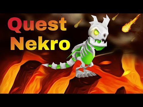 Arcane Legends - Quest Nekro