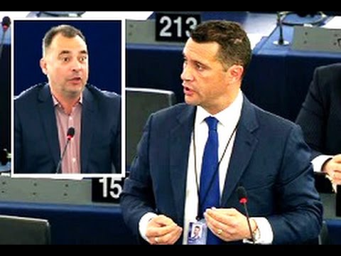 Is EU omniscient on democratic values and principles? - UKIP MEP Steven Woolfe