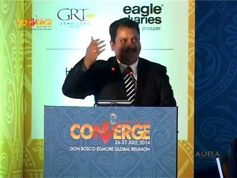 DB Converge Conclave Part 3: Talk by YG Mahendra & Sanjay Pinto