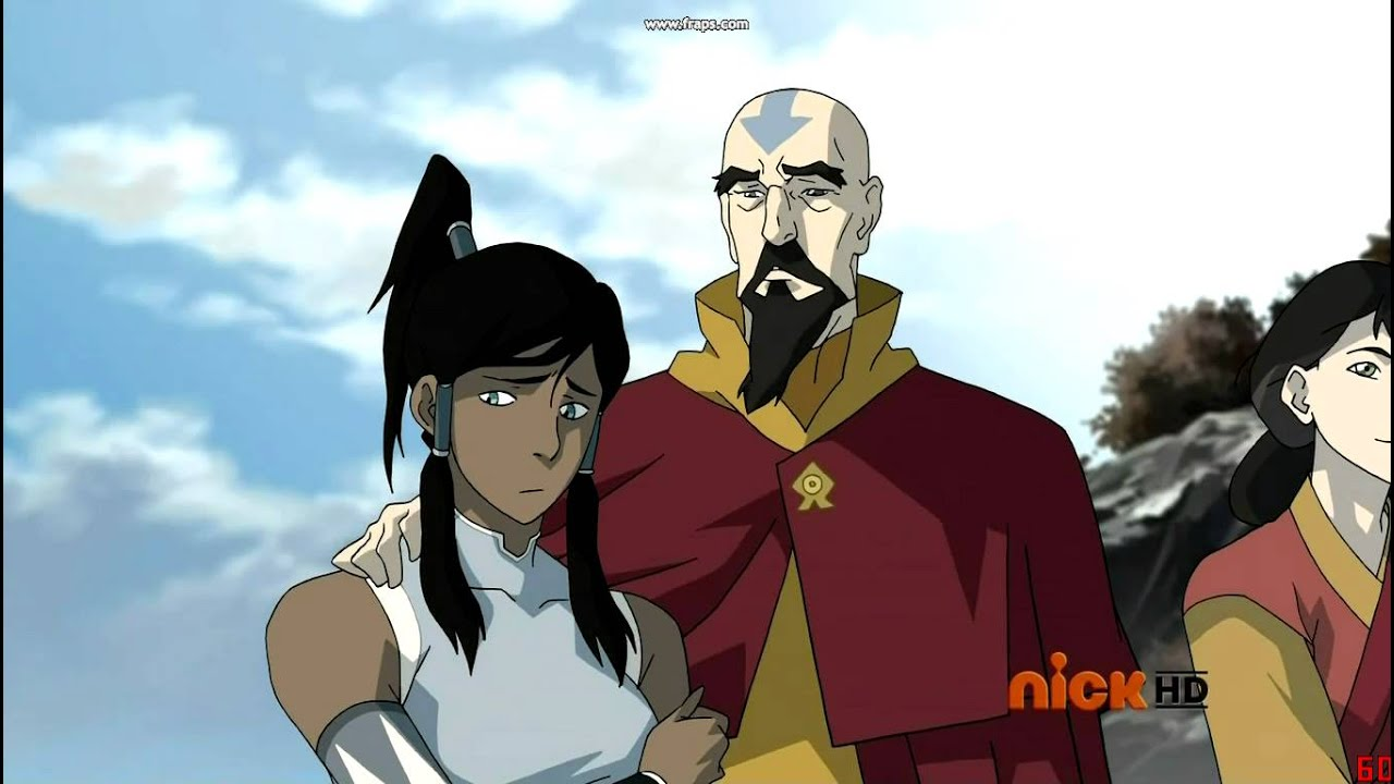 Legend of korra bumi appears youtube voltagebd Image collections